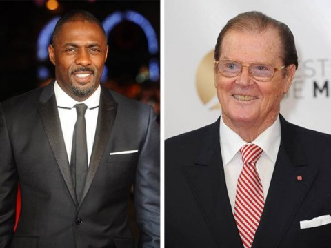 Roger Moore: 'I was NOT racist about Idris Elba being the next James Bond'
