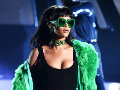 Rihanna looks great in Hulk-esque outfit as she confirms Sam Smith collaboration