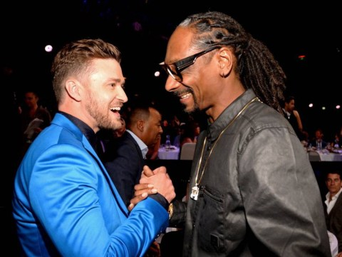 Justin Timberlake is just brilliant, and all the celebs at the iHeartRadio music awards know it