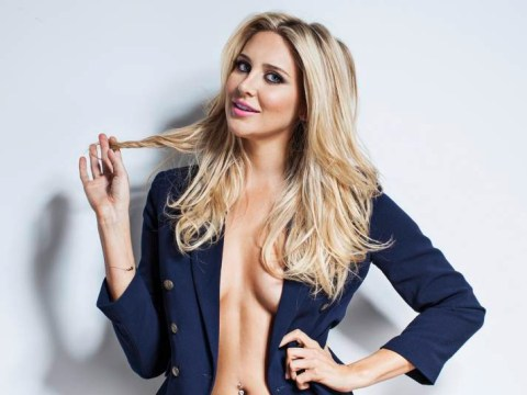 Made In Chelsea's Stephanie Pratt strips off to announce explosive book on descent into drugs, rehab and arrests