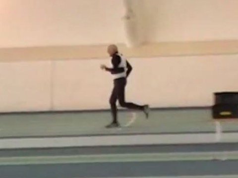 A 95-year-old man has broken the 200m world record