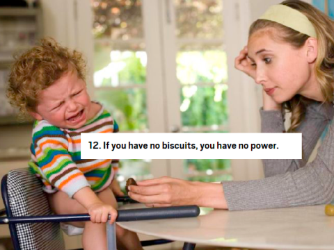 23 things only sleep deprived parents will understand
