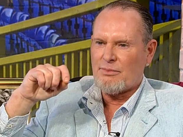 Gazza was on good form in a recent TV appearance (Picture: BT Sport TV)