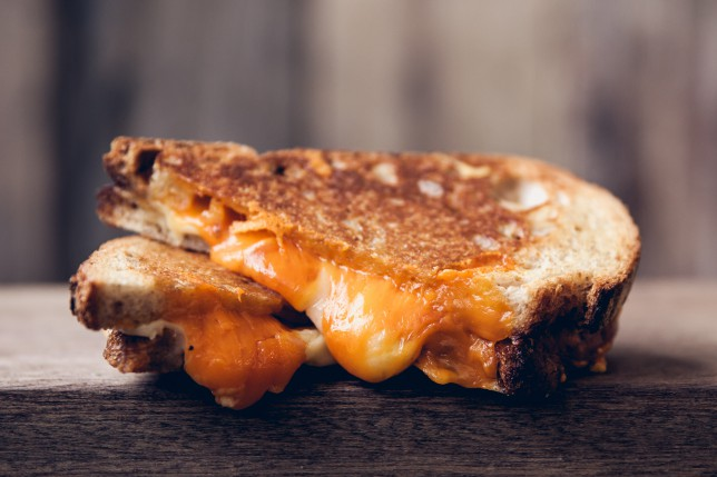 Say cheese! A grilled cheese sandwich shop is coming to London