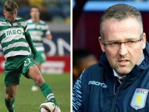 Former Aston Villa boss Paul Lambert scouted 'Scottish Messi' Ryan Gauld