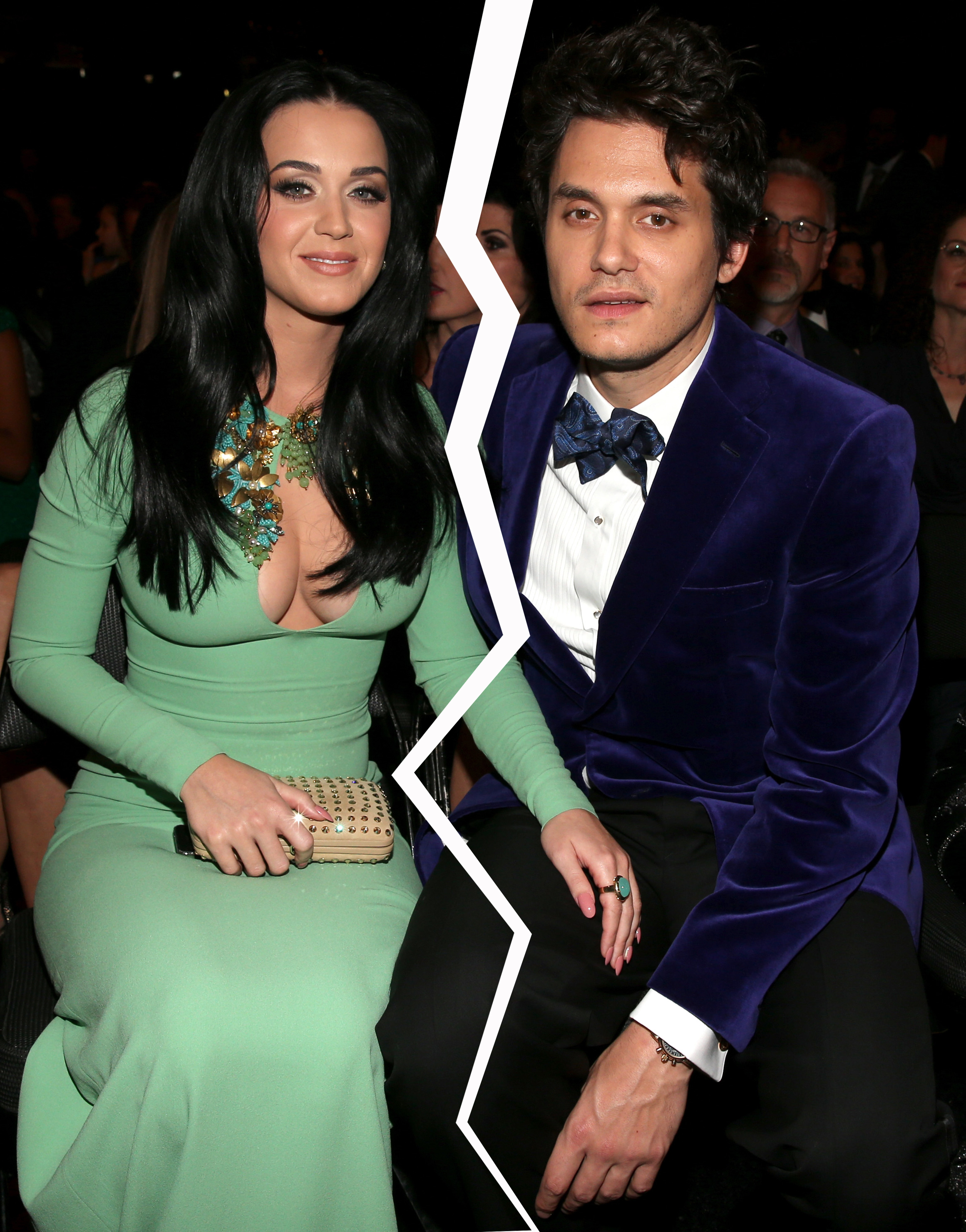 Katy Perry and John Mayer SPLIT again