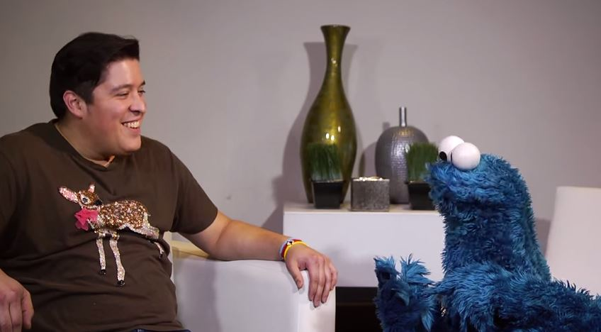 From Sesame Street to life coach: Cookie Monster officially gives the most awesome advice