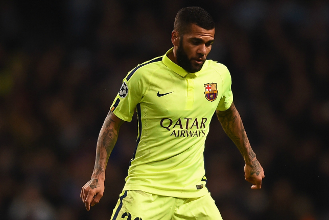 Manchester United 'could announce Dani Alves transfer this week'
