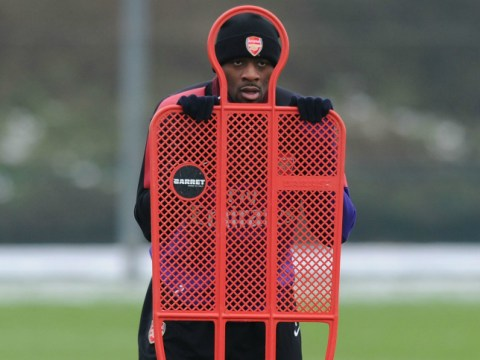 Arsenal confirm release of Abou Diaby and four other players this summer