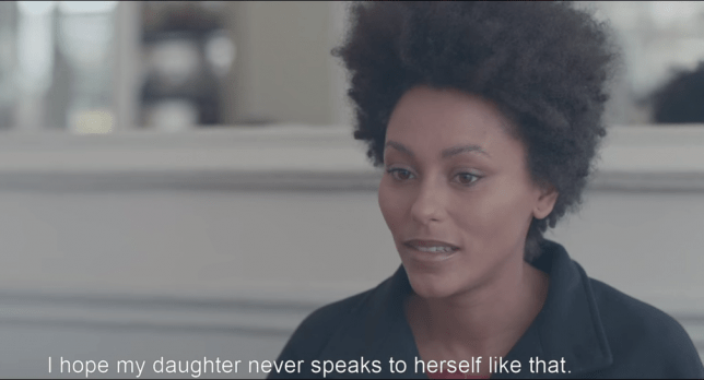 Dove France #OneBeautifulThought campaign