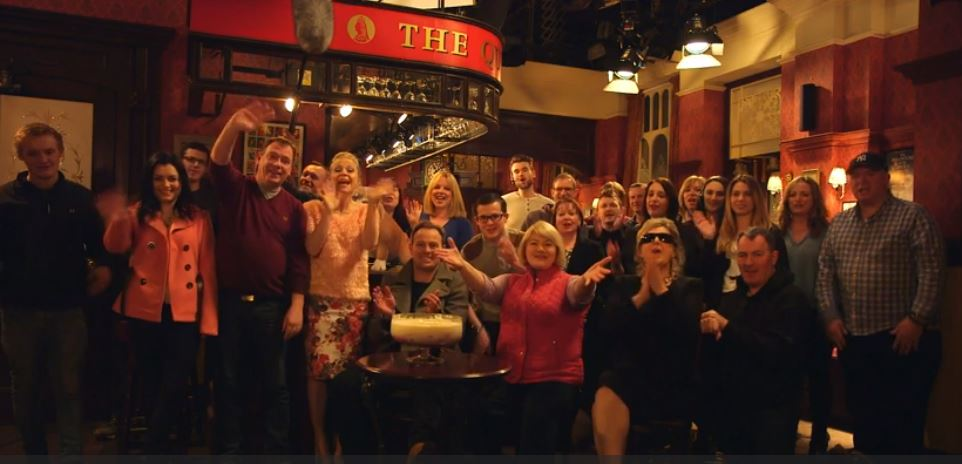 EastEnders celebrates Neighbours 30th anniversary with special tribute video (Jason Donovan is in Walford!)