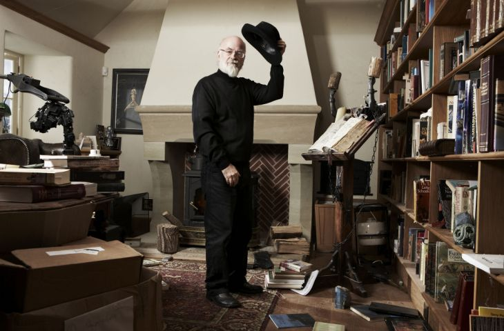 How Terry Pratchett challenged attitudes to euthanasia with Choosing To Die documentary