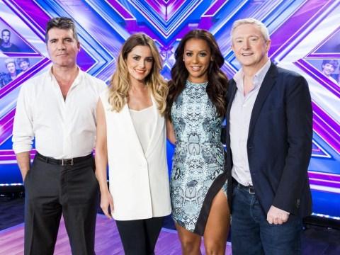The X Factor 2015: Is Simon Cowell axing Louis Walsh and Cheryl Fernandez-Versini?