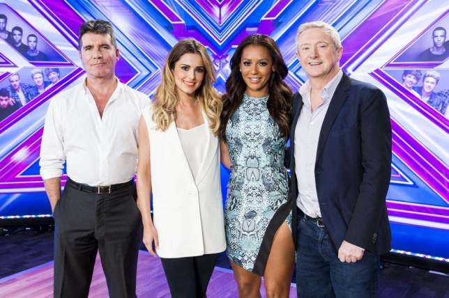 Louis Walsh has reportedly been sacked from The X Factor judging panel (Picture: ITV)
