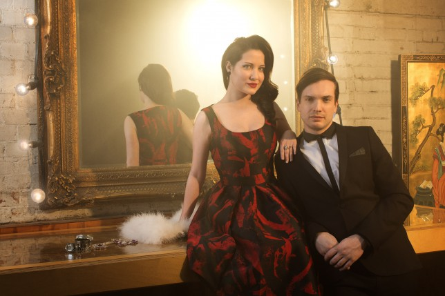 'At least people have a strong opinion of our song': 2015 UK Eurovision hopefuls Electro Velvet hit back at their critics