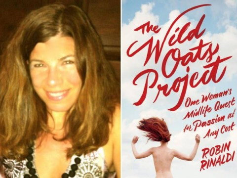 The new gap year? Woman writes book about taking a year out from marriage and sleeping with 12 strangers