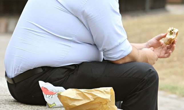 Exercise is the best way to shift the pounds, apparently (Picture: Dominic Lipinski/PA)