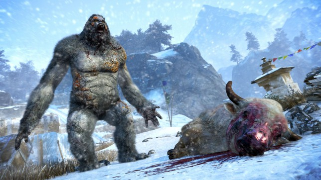 Far Cry 4: Valley Of The Yetis DLC review – very amiable snowman