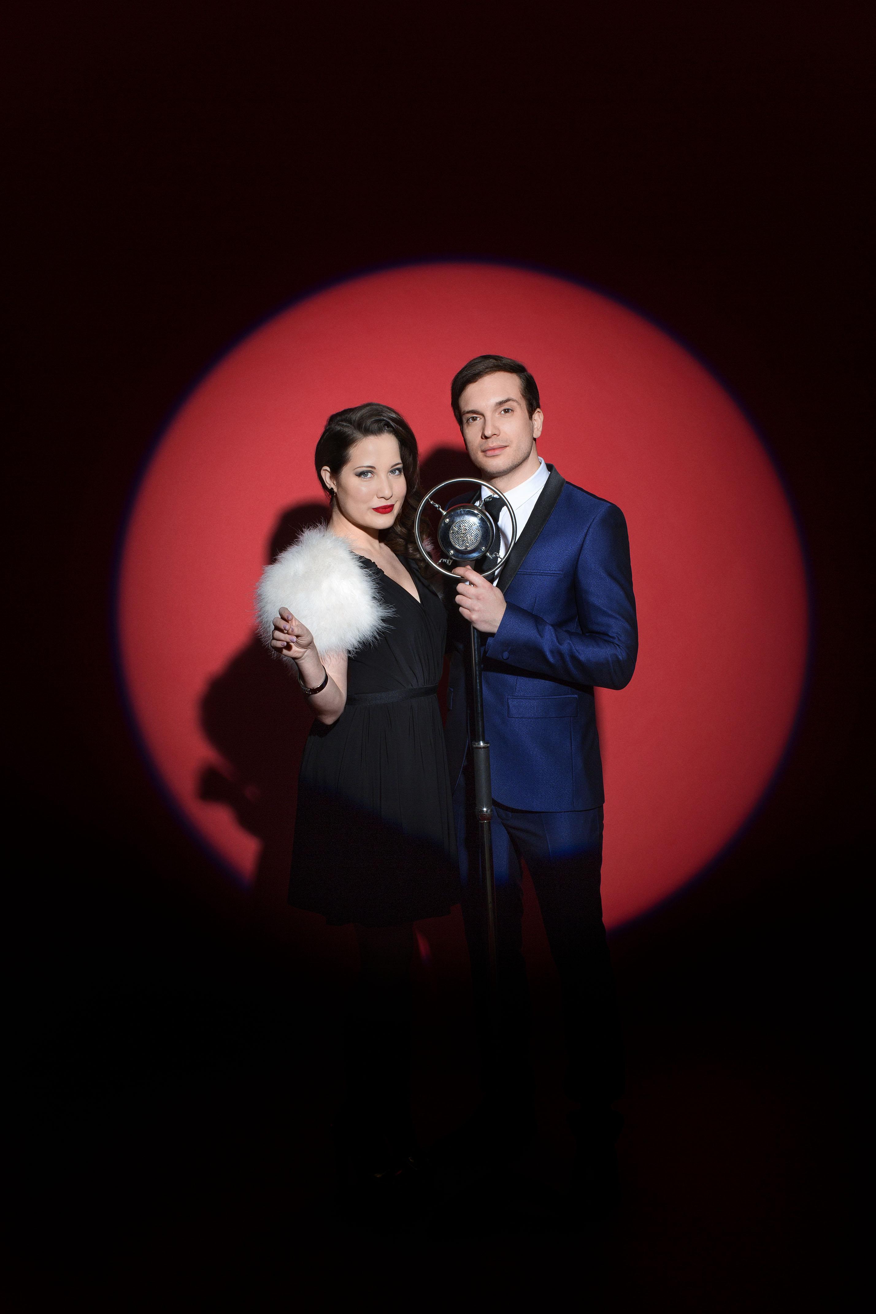 Programme Name: Eurovision 2015 (C) BBC - Photographer: Sarah Dunn
