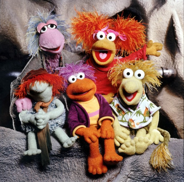 Cult hit: Fraggle Rock is to be remade (Picture: Henson Associates)