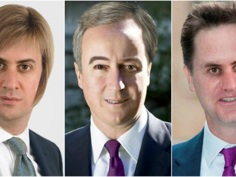 These politicians' faces mash-ups will haunt your nightmares