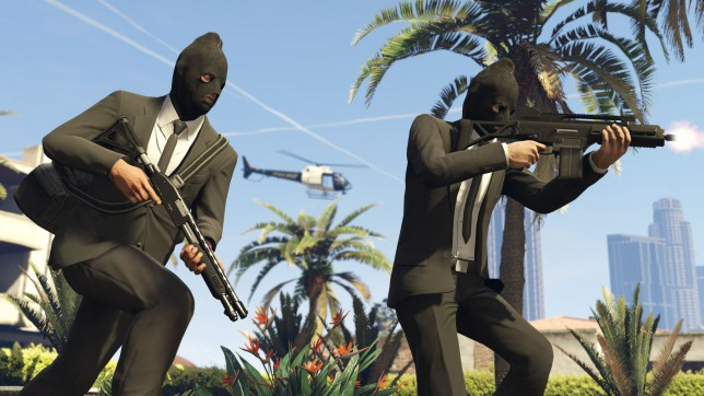 GTA Online screenshot