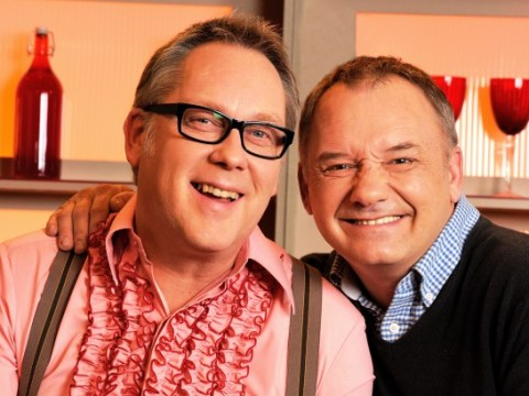 Vic and Bob are back: Comedy duo team up for 25 years of Reeves and Mortimer anniversary tour