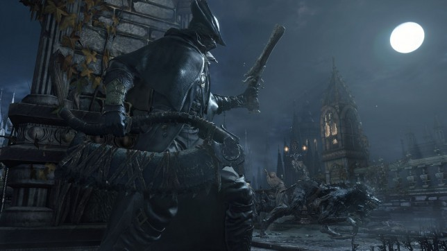 Bloodborne - it gets you in the end