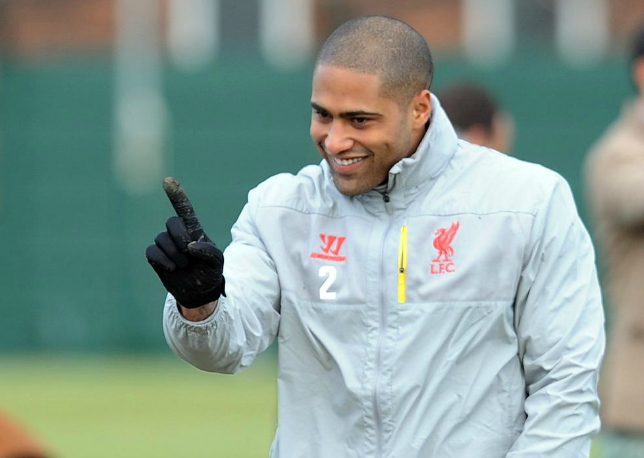 Liverpool's Glen Johnson 'to complete Roma transfer within 48 hours'