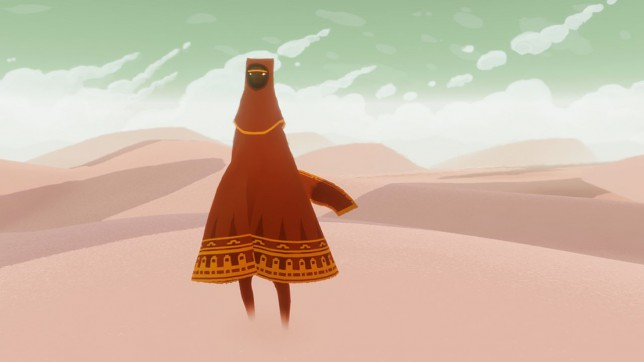 Journey - you have to experience it to understand it