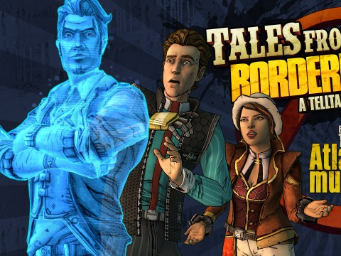 Tales From The Borderlands: Episode 2 review – Atlas Mugged