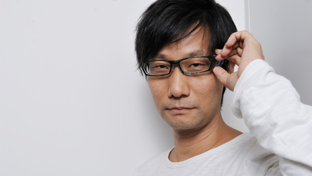 Hideo Kojima - it looks like he's really gone
