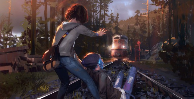 Life Is Strange: Episode 2 (PS4) - it certainly is when you can reverse time