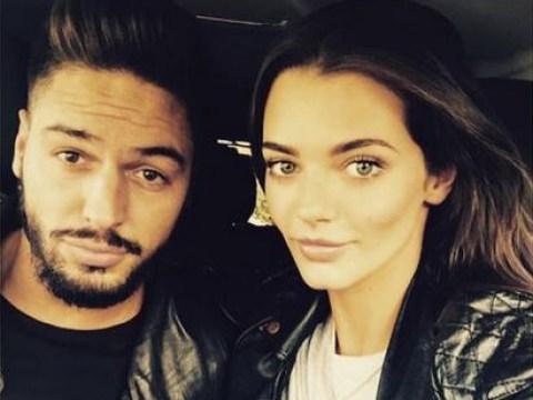 TOWIE fight! Mario Falcone's model girlfriend Emma McVey wages war on 'desperate' Ferne McCann