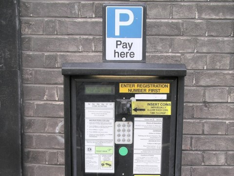 Motorist scoops surprise jackpot after parking machine spits out £32 in coins