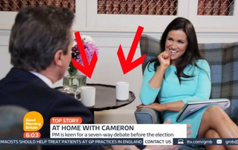 Susanna Reid just busted out her best interview moves on the Prime Minister