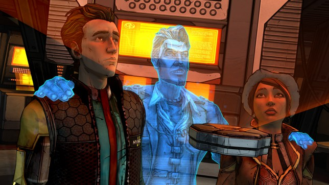 Tales From The Borderlands: Episode 2 (PC) - at least Jack is still on form