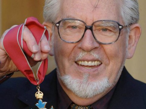 Rolf Harris stripped of CBE… finally