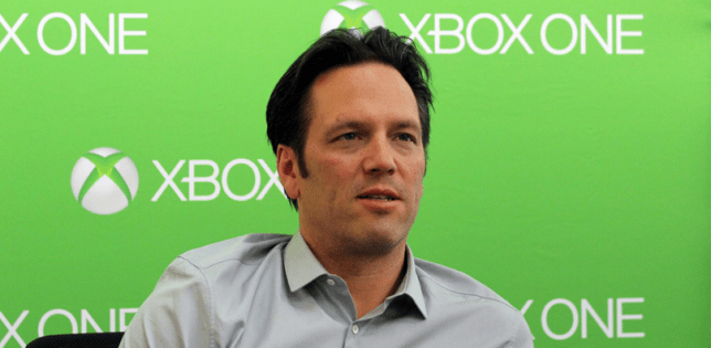 Phil Spencer - uniting against a common foe