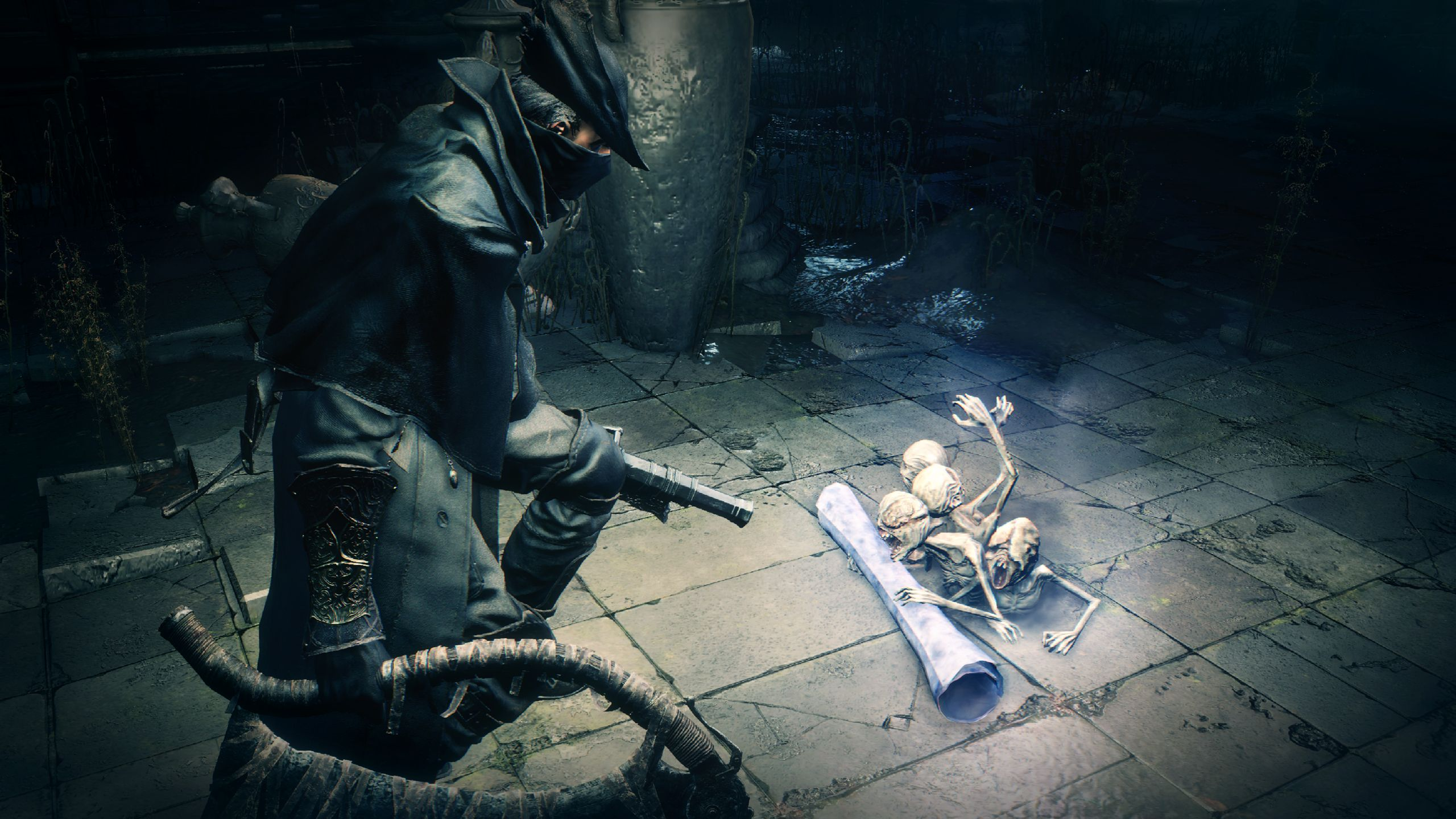 Bloodborne - there's an explanation for everything
