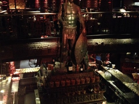Shaka Zulu isn't gastronomy – but it's gargantuan and up for a good time