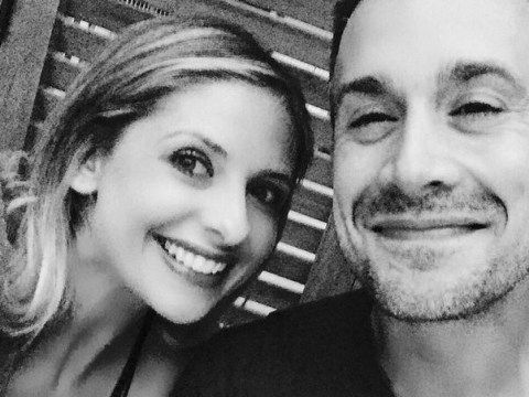 Sarah Michelle Gellar's latest instagram post makes us feel real old
