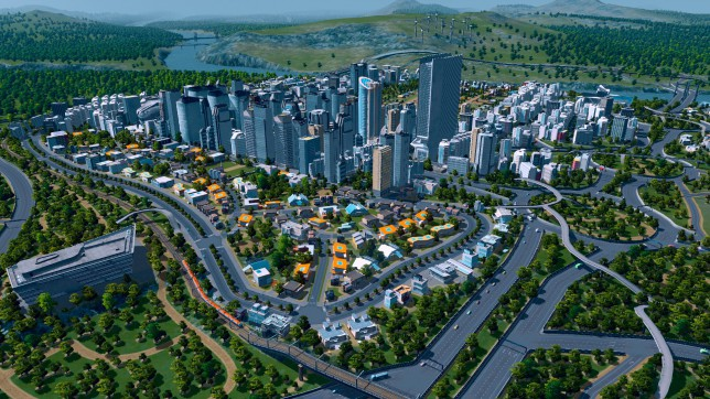 Cities: Skylines (PC) - Paradox does what EA don't