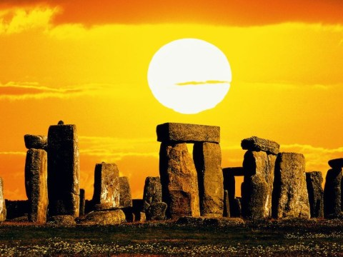 Stonehenge was actually a foundation for a temple, new theory suggests