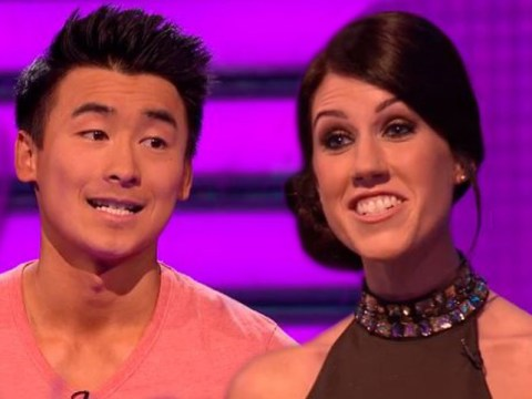 That awkward Take Me Out moment when you seriously regret ignoring that girl on Tinder…