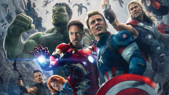 Avengers: Age of Ultron - don't expect a console tie-in