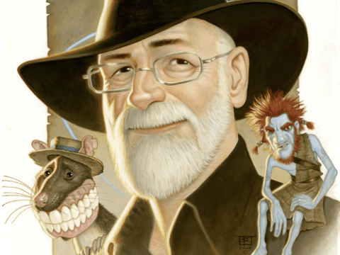 12 ways Sir Terry Pratchett made our lives better