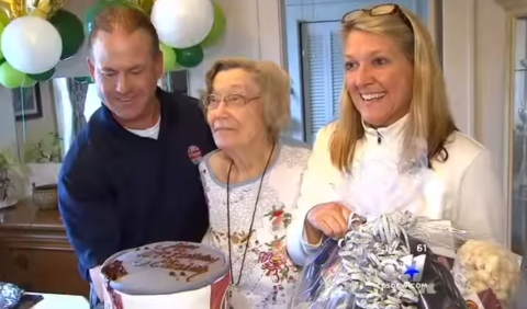104-year-old woman shares her surprising secret to a long life
