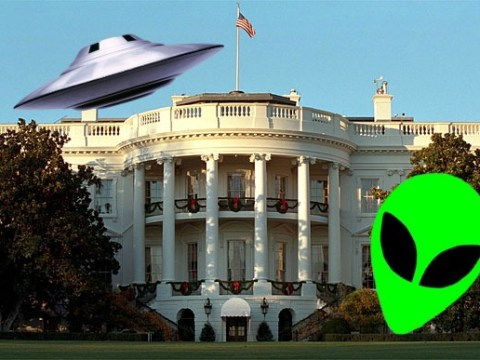 Is the US government actually run by Nazi aliens?
