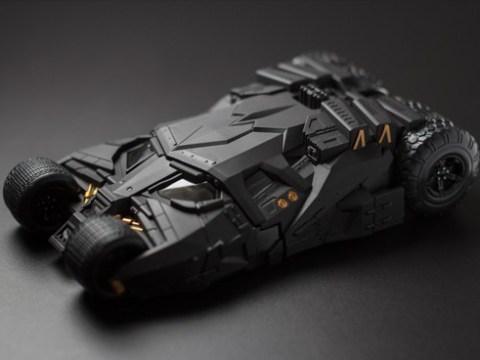 Batman's Batmobile officially makes the coolest phone case ever